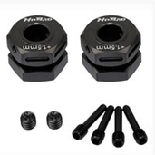 86102 HOBAO HYPER ST WHEEL HUB SET +1.5MM