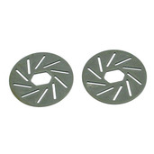 84013 steel brake disk for reverse (2pcs)