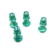 41075 CNC ALUM SHOCK BALL STUD