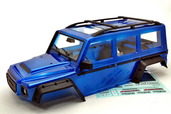 230103 DC1 Painted Blue Body with Accessories set