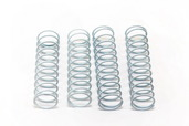 11055 FRONT  WHITE  SHOCK  SPRING