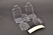 230050 Interior Seats - Clear