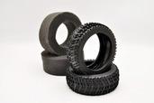 87097 1/8 Tire, 2pcs
