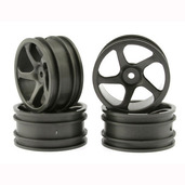 224058G WHEEL(GRAY)  4 PCS