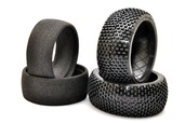 BT-101 1/8 TIRE WITH FOAM , 2PCS