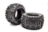 BT-503 MT  PLUS  TIRE WITH FOAM (NEW)