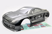 90074G PAINTED BODY-LONG (GRAY)