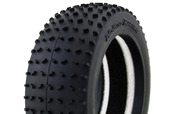 89075 1/8 Tires - Square  Spike