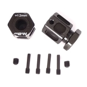 86108 Hyper Wheel Hub Set +12mm