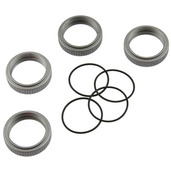 89148 Cnc Alum  Adjustable Ring - 20Mm