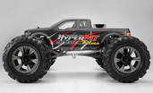 1/8 Hyper MT plus Nitro RTR w/ 30 Turbo Engine (Grey Body)