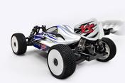 1/8 Hyper VS Buggy GP, RTR W/ Blue Body  (Ultra LX-3)