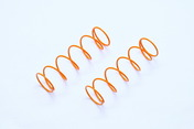 OP-0045 SS FRONT SHOCK SPRING-ORANGE, 2PCS