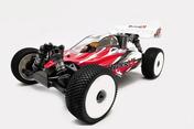 1/8 Hyper VS Buggy GP, RTR W/ Red Body (Ultra LX-3)