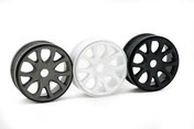 89074W White Wheel , 2 Pcs