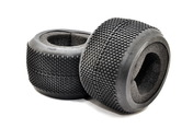BT-301 1/8 TRUGGY TIRE WITH FOAM INSERT, 2 PCS