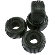 11275 Mini St Block Tread Tyre Set