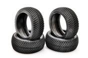 89150/4 L-Pattern Tire (no foam insert)  4PCS