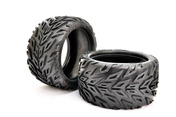 BT-502 MONSTER TRUCK TIRE WITH FOAM