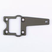 89044 Alum  Cnc  Center  Brace   Plate
