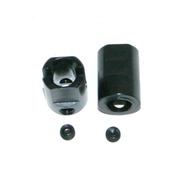 89011 Steel  Joint  Cup, 2 Pcs