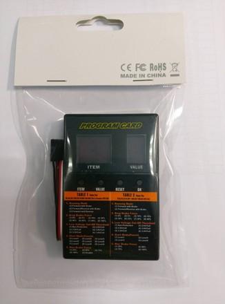 89324 BRUSHLESS  PROGRAM CARD-C-V1 picture