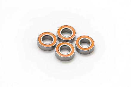 84076 BALL BEARING 8x16x5MM, 4PCS picture