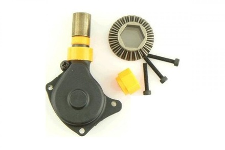 02626 Roto Start Backplate (HoBao Engine) picture