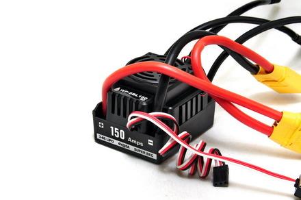 89421WP-1  Waterproof ESC 150A (XT90 Plug) picture