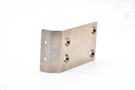 OP-0122 VS STAINLESS SKID PLATE picture