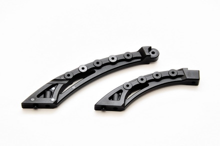 85004 FRONT/REAR CHASSIS BRACES SET picture