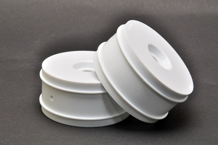 "89170W REVO WHEEL 3.3"" WHITE, 2PCS picture"
