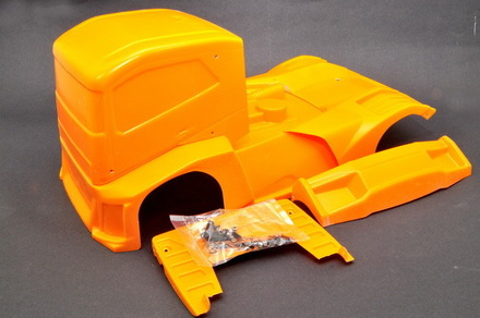 22327  EPX PAINT BODY - YELLOW picture