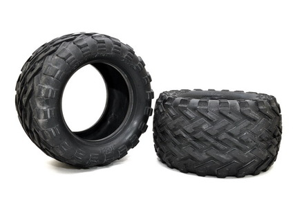 94101  MT Plus II Tire W/ Foam Inner, 2Pcs picture