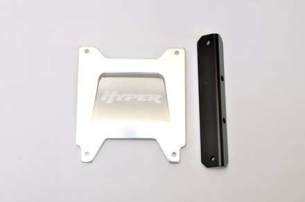 91001 FRONT TOP HOOD & REAR MOUNT (Cage & SS) picture