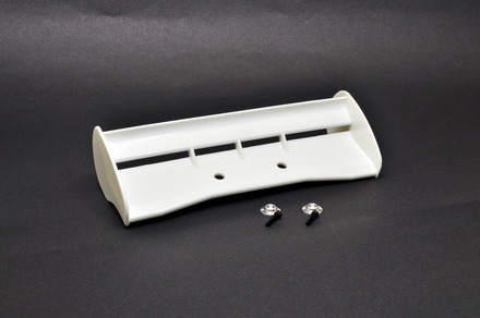 87093W Rear Wing-White, 1PC picture