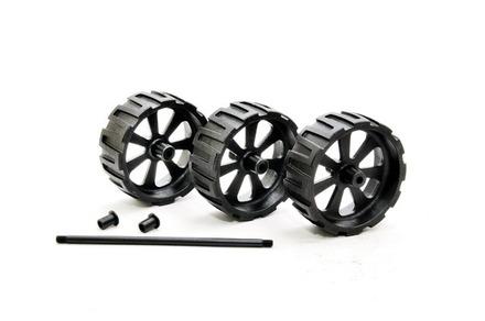 94093  MT Plus II Wheelie Bar Wheels, 3Pcs picture