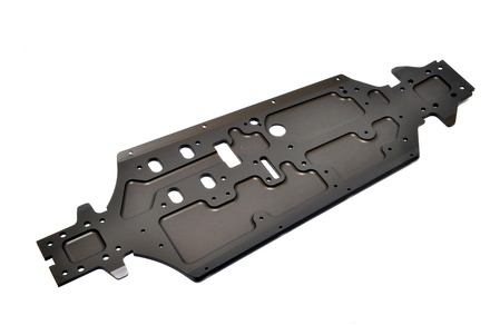 OP-0010 LIGHT WEIGHT CNC CHASSIS 4MM picture