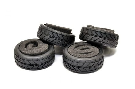 22077 1/10 onroad TIRES - RADIALS picture