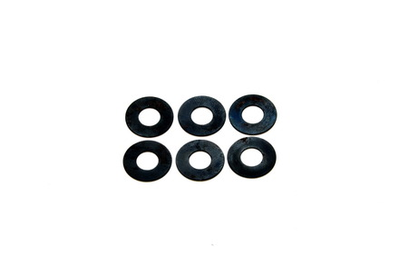 87005-1 Spacer 6.2x13.9x0.3 mm, 6pcs picture