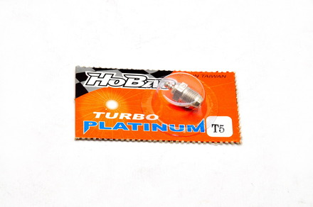 HB-P5 GLOW PLUG NO.5 (TURBO) (medium), 1pc picture