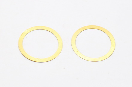 E30004 H30 Head Gasket - Brass 19.4x23.8x0.1 mm picture