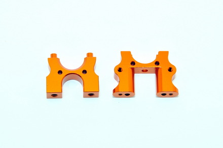 OP-0061 SST CNC CENTER DIFF MOUNT, 2PCS picture