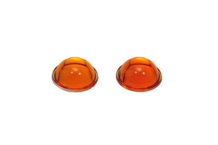 94100  MT Plus II Orange Headlight, 2pcs picture