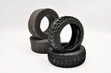 87097 1/8 Tire, 2pcs picture