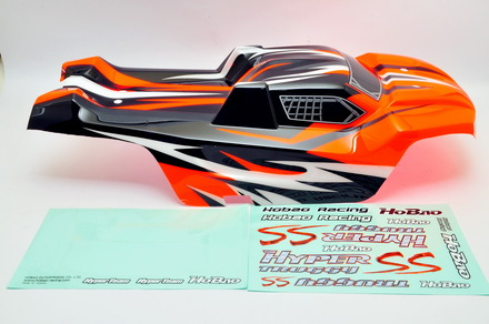 92008 HYPER SST PRINTED BODY(ORANGE) picture