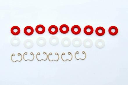 87398 3.5mm Shock Absorber Repair Set picture