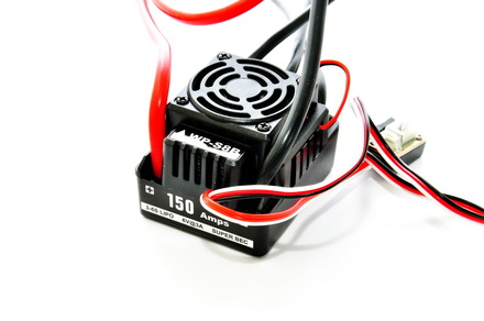 89421WP 1/8 150A WATER PROOF ESC. picture