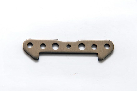 90002 SS FRONT LOWER ALUM ARM HOLDER - A PLATE picture