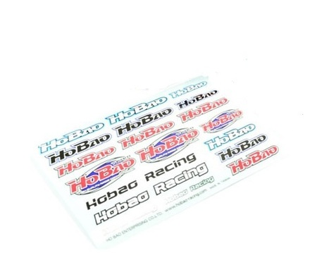HoBao Racing Decal picture